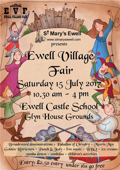 EwellVillageFair