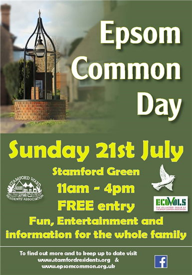 Epsom Common day