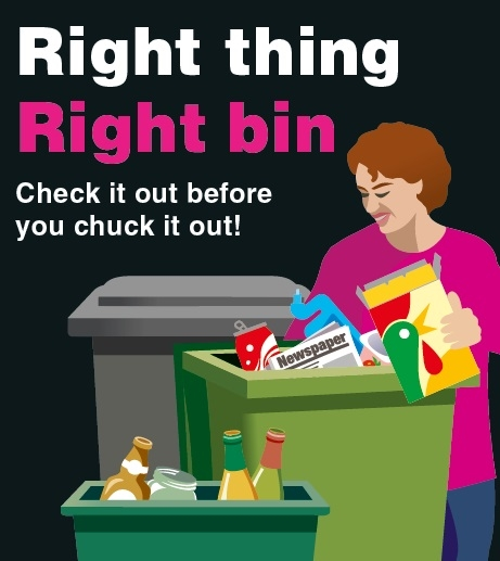 right thing right bin