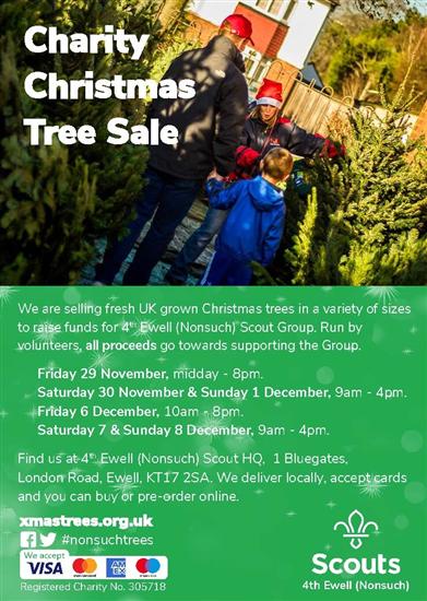 Christmastreesale