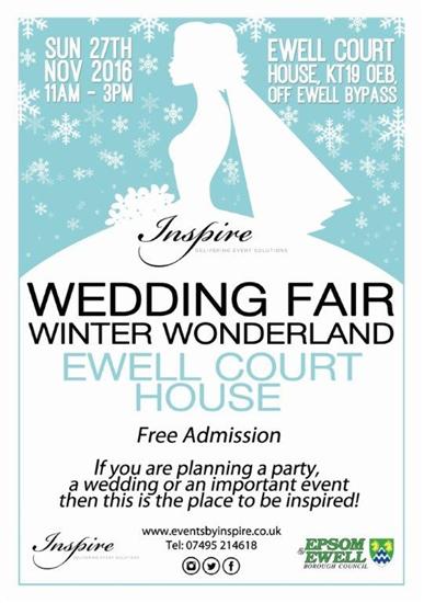 Wedding Fair Ewell Court House